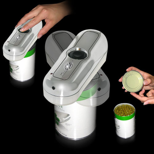 Can Opener:Touch 2 Go Hands Free Recharg, by Viatek