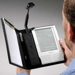 Periscope Lighted Folio for Kindle