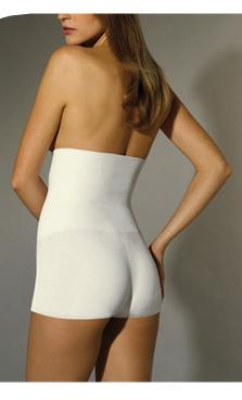 Lumbar Wear Ladies Short Back Support - Click Image to Close