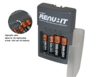 ReNu-It Disposable Battery Recharger RE300