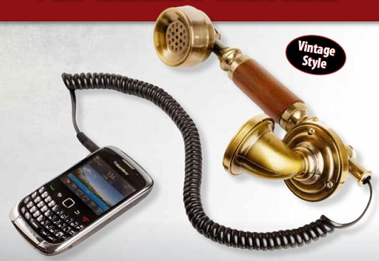 Retro Phone Handset (pi-9050)