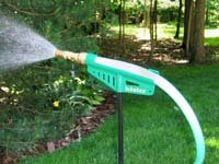 Hoster: Hands-free watering system