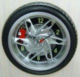 Motorcycle Tire Wall Clock TR-18