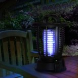 Rechargeable Bug Zapper by Viatek bz02g