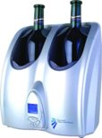 Twin Digital Wine Cooler & Warmer (ef-8780)