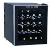 Thermo-Electric Wine cooler (16-bottles) WC-1682