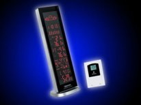 Big Ben LED Atomic Clock Weather Station (TL349)